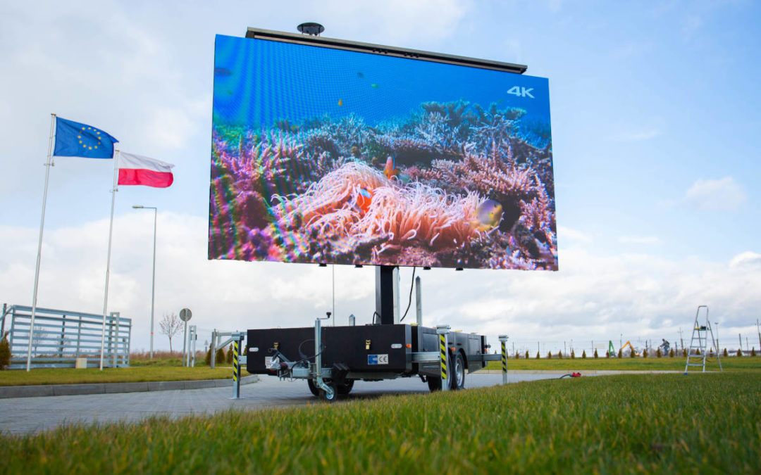 5 benefits of using LED video walls.